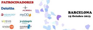 ISACA Barcelona - CloudJacket y SVT Cloud patrocinadores