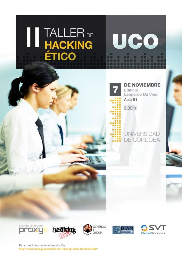 II Taller de Hacking Ético - Universidad de Córdoba