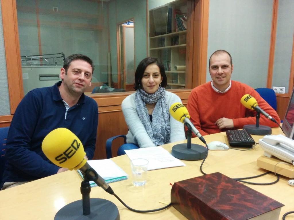 Entrevista Cadena Ser Córdoba